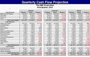 excel cash flow template excel spreadsheet templates cash With cash flow projection worksheet template