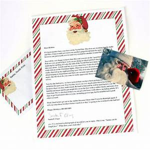 letters from santa postmarked from the north pole dream With letter from santa north pole postmark