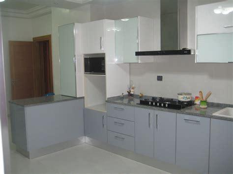 peindre meuble cuisine stratifié cuisine en mdf stratifié meubles et décoration tunisie