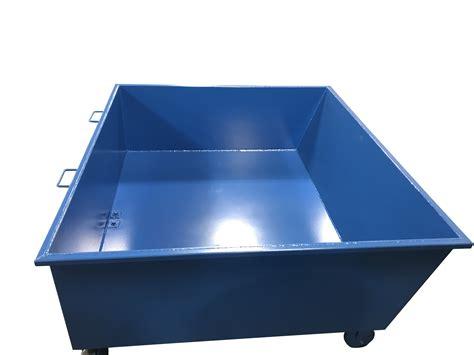 filter press sludge dumpster metchem filter press clarifiers wastewater treatment systems