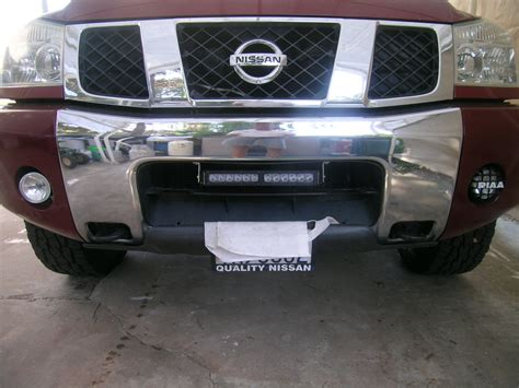 nissan frontier light bar diode dynamics new stage series rally qualified led