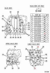 Wiring Diagram  9 4l60e Transmission Valve Body Diagram