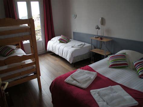 hotel chambre familiale 5 personnes hotel bord de mer ouistreham chambres le cosy hotel plage