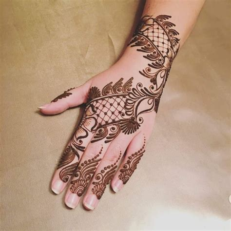 henna selber machen henna schablone selber machen