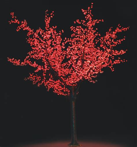 lighted led glowing tree x large 6912 led s choice