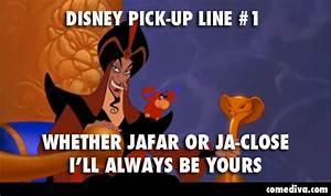Disney Pick-Up Lines - Comediva
