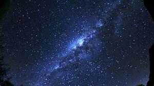 The Milky Way In 4k