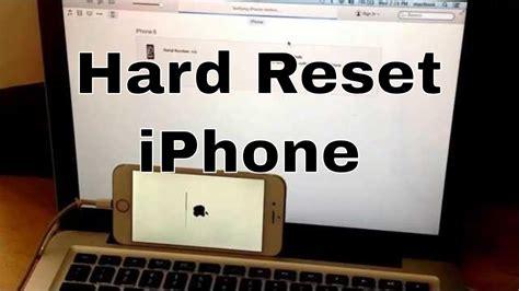 how to restart iphone 4 reset iphone 6s 6s plus se 6 6 plus 5s 5c 5