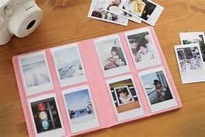 Album Photo Polaroid : instax mini polaroid album large 2nul noonut ~ Teatrodelosmanantiales.com Idées de Décoration