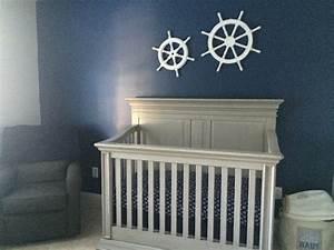 Diy nursery decorations nautical wall art for Nautical wall decor