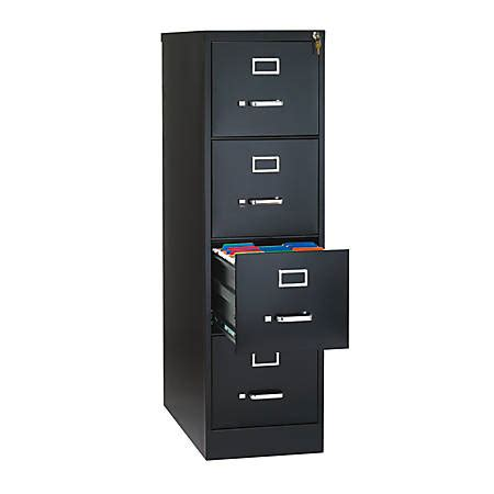 4 Drawer Letter Size File Cabinet by Workpro 26 12 D 4 Drawer Letter Size Metal Vertical File