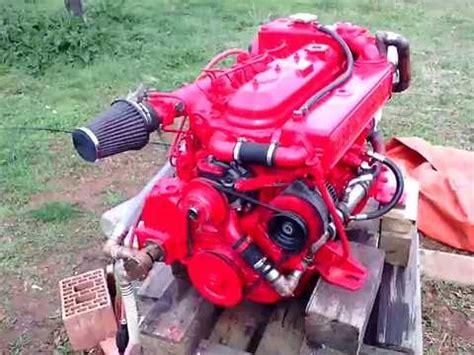 fiat aifo   marine engine youtube