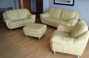 Polstergarnituren 3er 2er Und Sessel : ledergarnitur natuzzi sofa couch 3er 2er sessel u hocker in siggelkow polster sessel couch ~ Bigdaddyawards.com Haus und Dekorationen