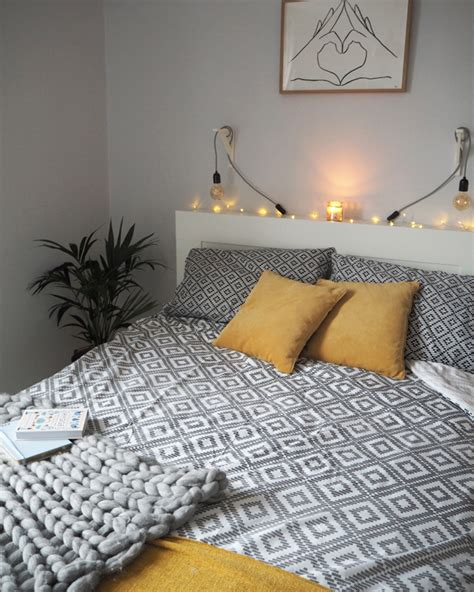 How To Style Your Bedroom On A Budget by How To Refresh A Bedroom On Any Budget Made Up Style