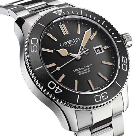 Christopher Ward - C60 Trident Pro 600 | Time and Watches ...