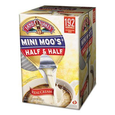 I was determined to learn how to make myself a couple years ago because i didn't like the ingredients in the stuff from the store. Mini Moo's Half & Half, .3 Oz, 192/carton | Coffee creamer, Mini, How to make coffee