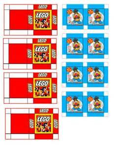Miniature Printable Toys Boxes