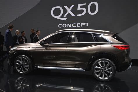 Infiniti Says Qx50 Concept Is Almost Ready For Production