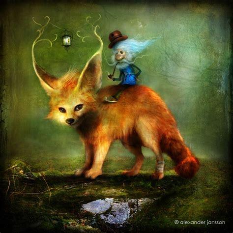 alexander jansson childrens book illustrator fantasy