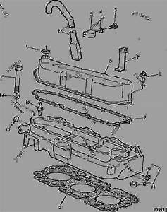 Cylinder Head And Rocker Arm Cover  01a20