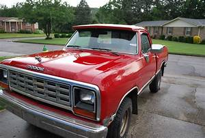 1982 Dodge Ram 150 - Specifications