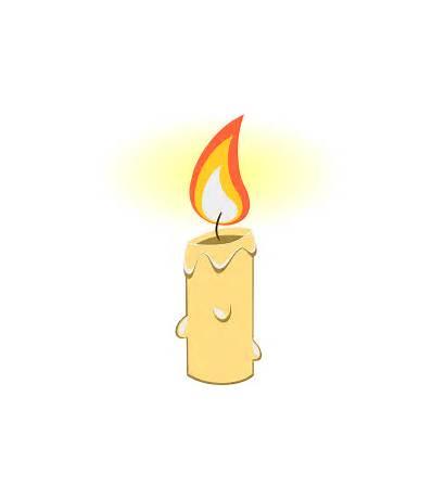 Tapi Tidak Lilin Api Candle