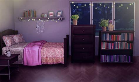 wallpaper aesthetic anime bedroom