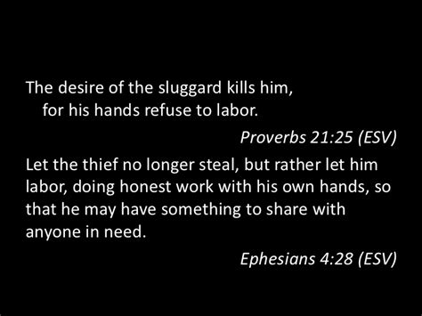 God Cares About Your Job Slides, 9/2/12