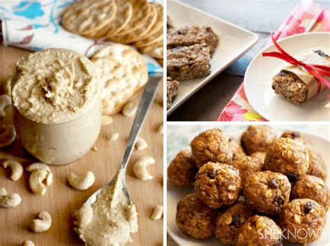 healthy snacks to make 20 healthy make ahead snacks