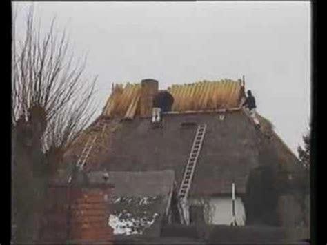 Dächer Decken Mit Stroh Doovi