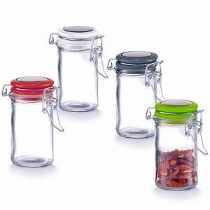 Glas Mit Bügelverschluss : gew rzglas vorratsdose b gelverschluss einmachglas frischhaltedose glas bunt ebay ~ Eleganceandgraceweddings.com Haus und Dekorationen