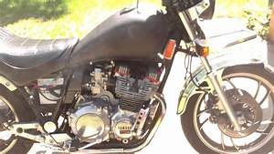 82 Yamaha Xj750 Start And Rev Xj 750 Maxim