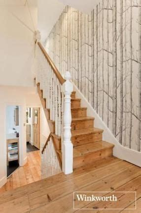 cole sons woods tree wallpaper  stairs home