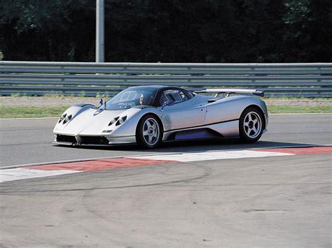 Pagani Zonda C12-s Monza 2004