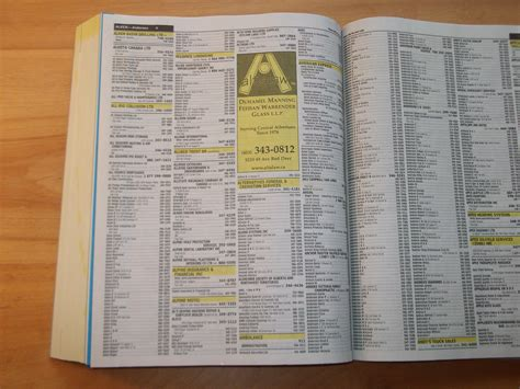 phone book white pages phone