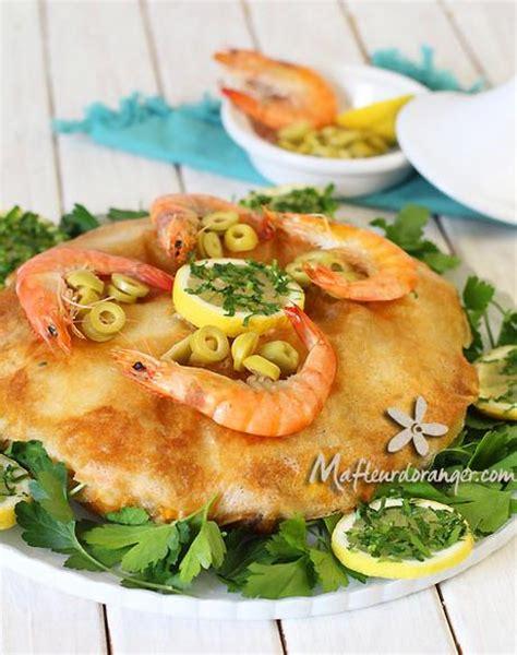 cuisine marocaine pastilla aux fruits de mer pastilla au poisson et aux fruits de mer paperblog