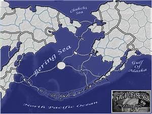 Saga Of Seas - Bering Sea II Map