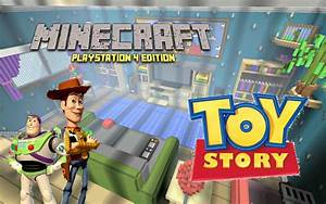 Ps4 Story Games : minecraft ps4 toy story custom map youtube ~ Jslefanu.com Haus und Dekorationen