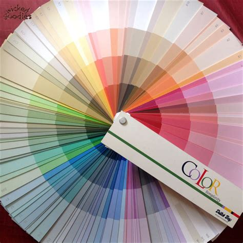 how to use a paint color fan deck cake consultation color deck
