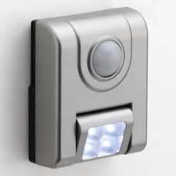 4-LED Motion Sensor Light