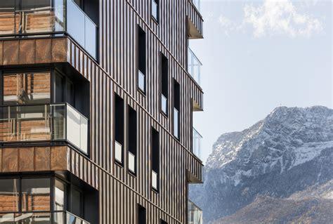Wohnhaus Edificio Criba In Ambato by Panache By Edouard Francois In Grenoble Vertical