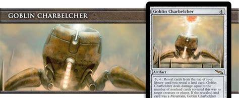 goblin charbelcher deck list 2014 the mad prophet