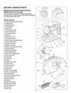 Kenmore 385 19233 Sewing Machine Instruction Manual