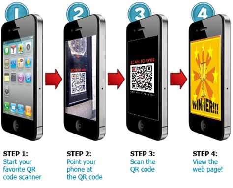 how do i scan a qr code with my iphone how do i scan qr codes visual qr code generator