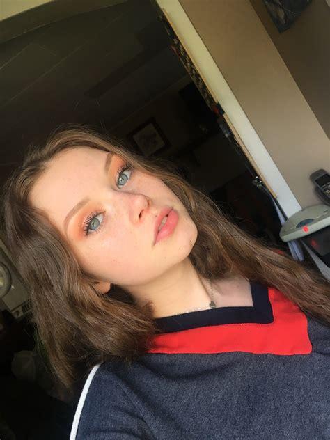 Hottest Brunette Teen Lily 🇨🇦 Creepshots