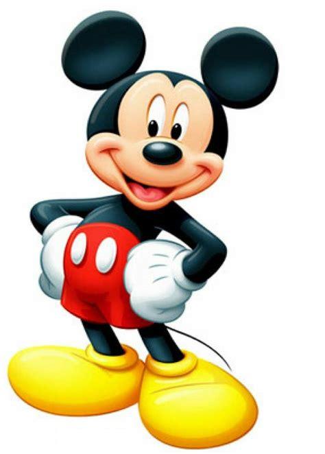 dessins en couleurs  imprimer mickey mouse numero