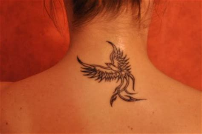 Tatouage Bracelet Indien Avec Plume Tattoo Art