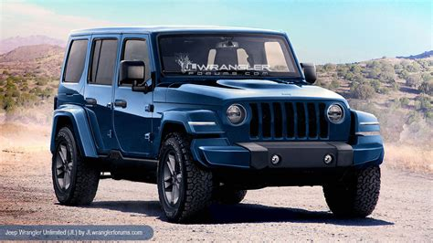 jeep unlimited 2018 2018 jeep wrangler heading to los angeles auto show
