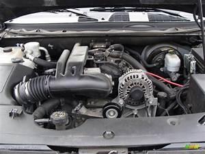 Chevrolet Trailblazer Vortec Pictures