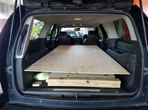 Chevrolet Will A X Sheet Of Plywood Fit Inside A